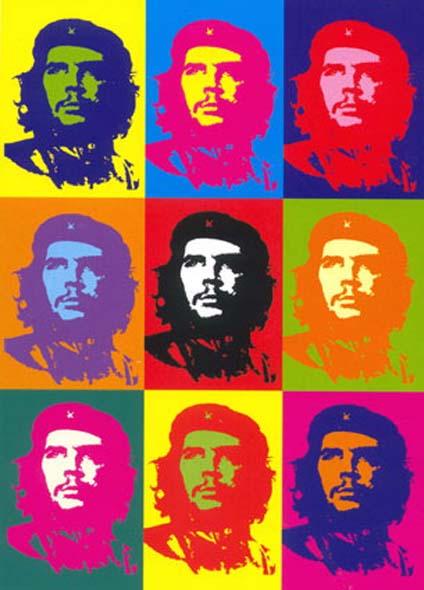 Che Guevara (Andy Warhol)