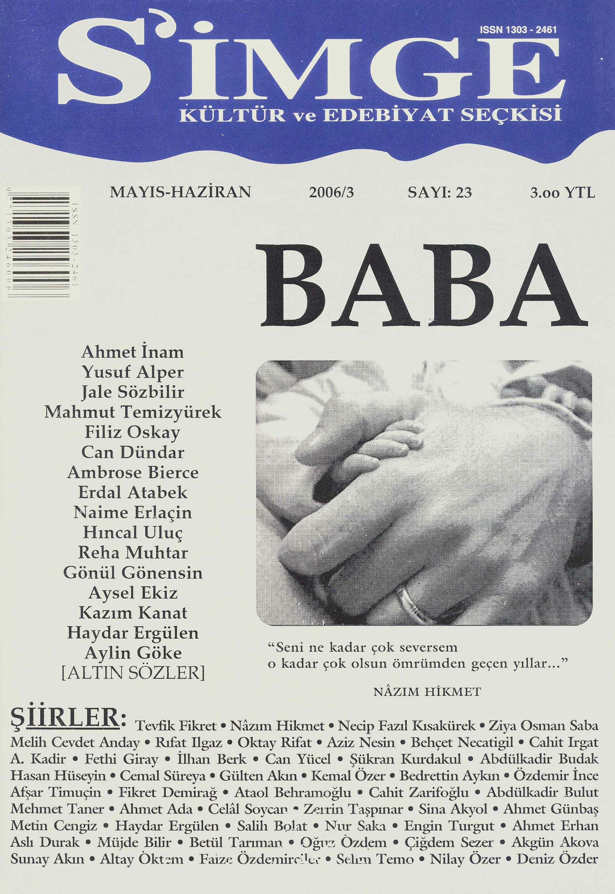 Simge Baba Simge şiir Edebiyat