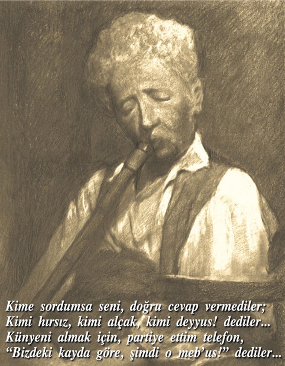 Cânân Neyzen Tevfik Simge şiir Edebiyat